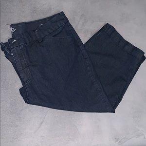 St. John's Bay Women's Capri Jeans EUC
